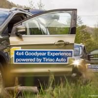 Experiența Goodyear 4x4 din Retezat
