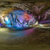 Peștera Bolii într-o vizită virtuală la 360 de grade