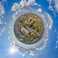 Bucureștiul văzut de pe SkyTower