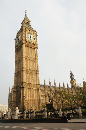 Westminster in-camera