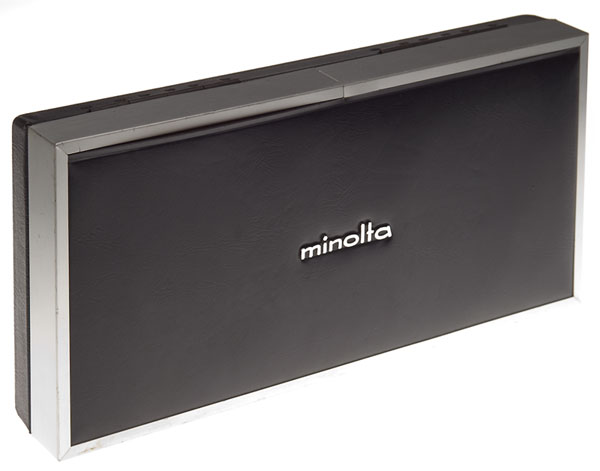 Minolta-16 MG-S kit box