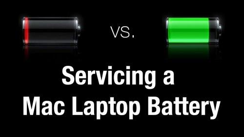 Medium Of Mac Service Battery