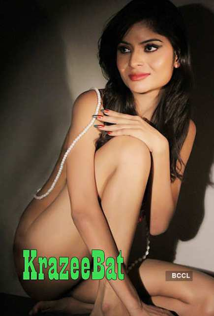 Gehna Vashisht sizzles during a hot photoshoot.