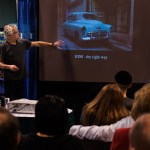 Rick Sammon Teaching HDR at PhotoPro Expo 2013