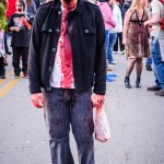 Zombie Walk 2012 by Dayton Photographer Alex Sablan