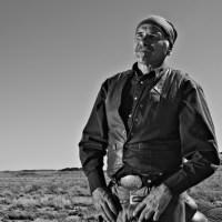 A Man and His Machine - Albuquerque Volcanoes