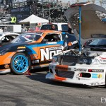 The top 2 contenders of the FD 2013 series