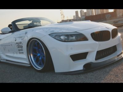 Monique Song's Widebody Z4