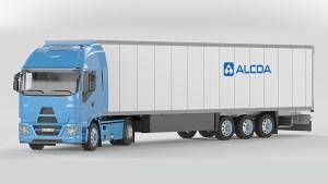 Truck 3D Renderings