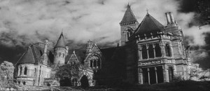 Hill House in THE HAUNTING