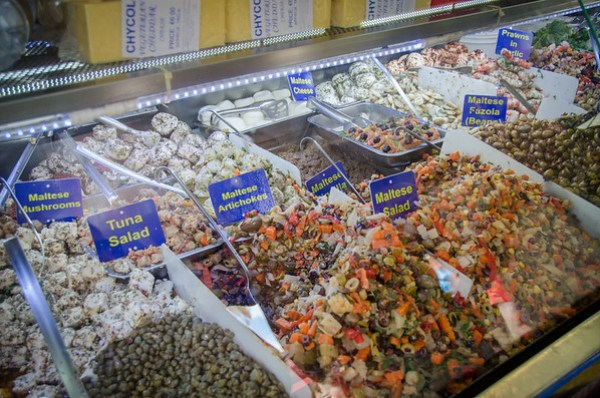 An introduction to maltese food ever in transit for Bud s fish market