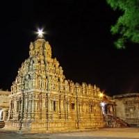 Shrine of Subramanya @ Tanjore