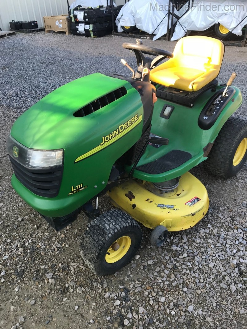 Large Of John Deere L111