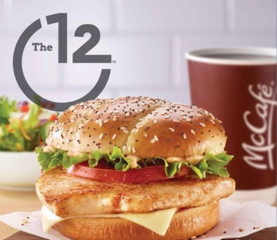 Impressive Image Available Cnw Say Hello To Canada Bites Into New Mcdonald S Ken Sandwich Mcdonald S New Sandwiches Review