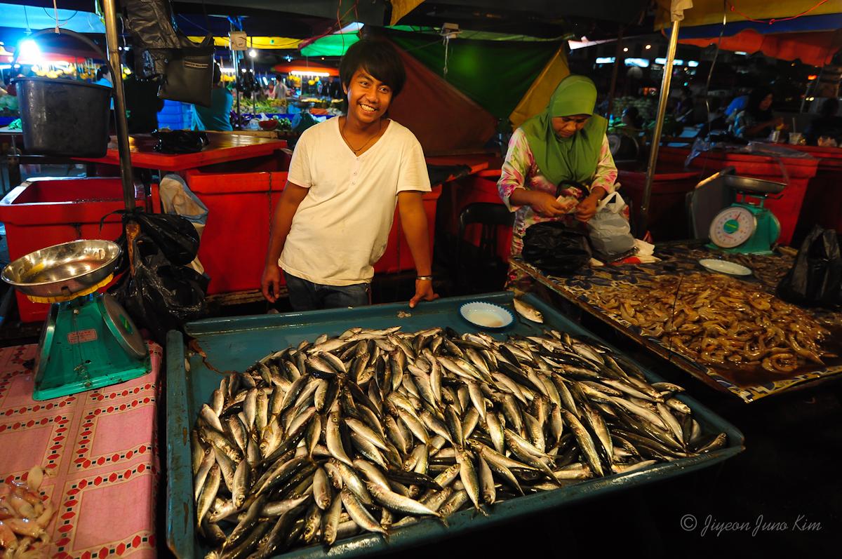 Kota Kinabalu Night Market