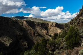 Part of the Rio Grande del Norte National Monument, near Bear Crossing Trail