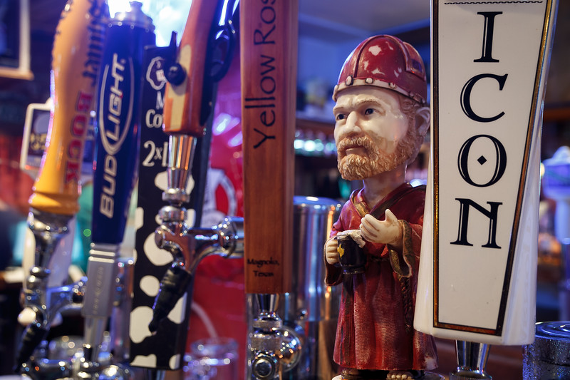 Beer Taps by Tim Stanley Photography