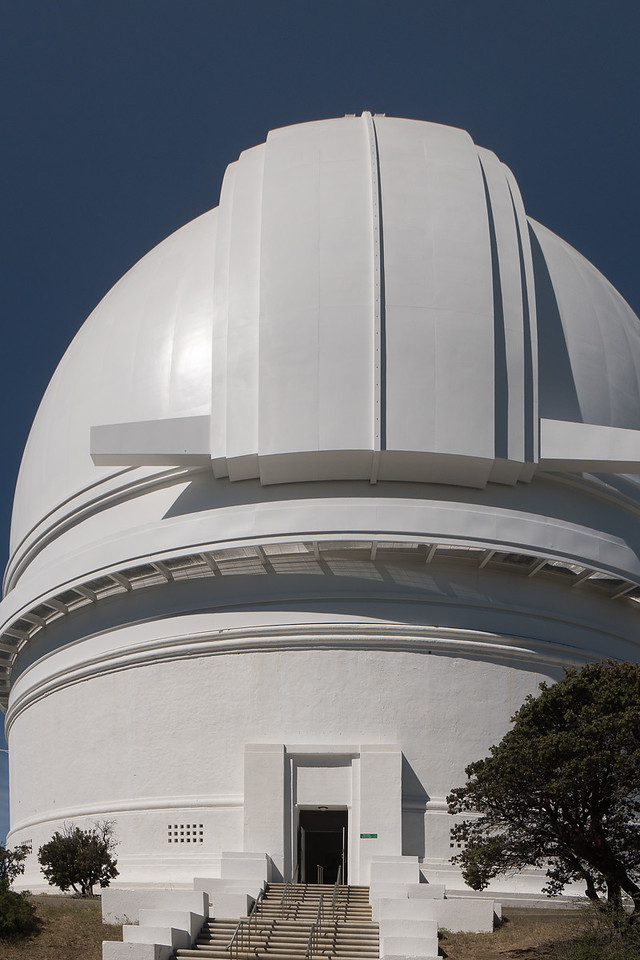 Hale Telescope at Palomar Observatory