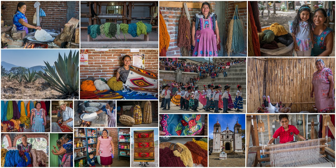 A Little Portrait… 15 Stories of Microfinance from the Women of the Oaxaca Valley, Mexico