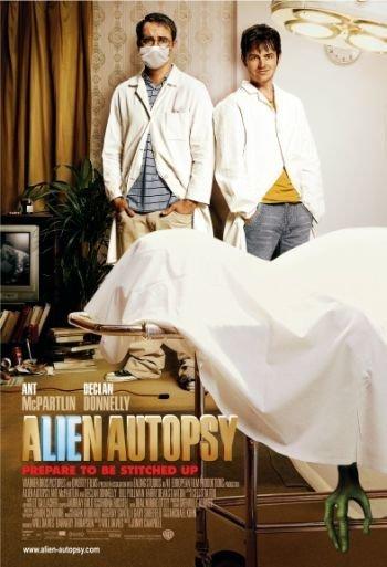 Poster do filme Autópsia Alienígena