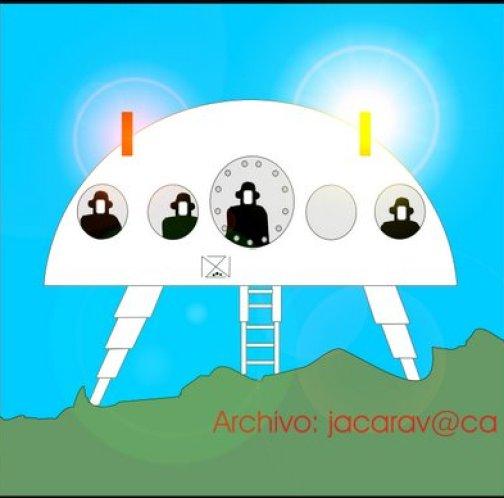 Santos1 - OVNI y rayos paralizantes: El famoso caso de Juan Gonzales Santos