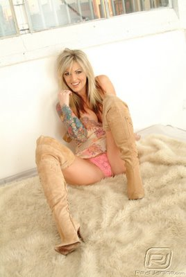 janine lindemulder early years