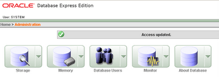 ora4.0 Oracle XE for network access