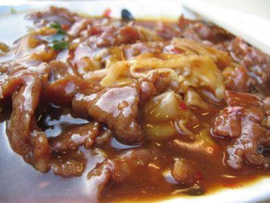 Geylang Beef Kway Teow