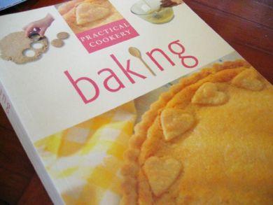 Baking cookbook