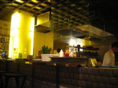 Café Society's Kitchen