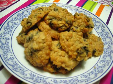 cookie pile
