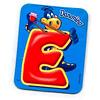 Letter E, Danonino fridge magnet