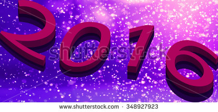 New year greeting cards – stock images