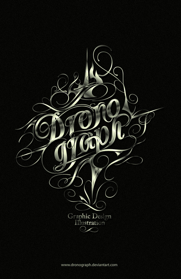 id_typography_by_dronograph
