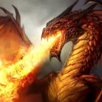 Inspirational art 43 – Dragons