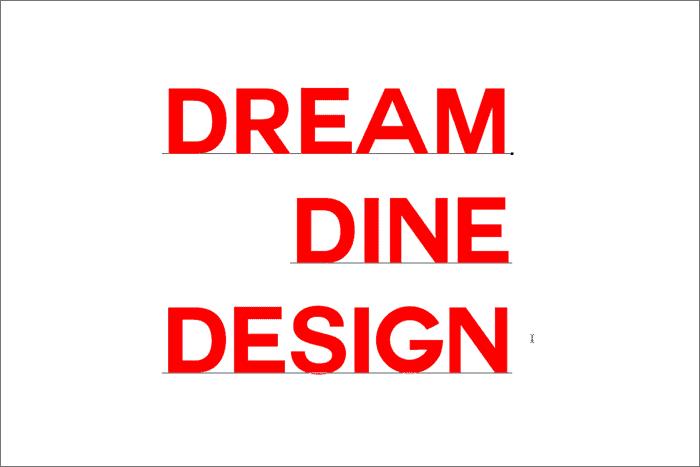 Dream Dine Design