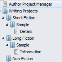 Managing Scrivener Project & Templates Pt. 4: Career Management