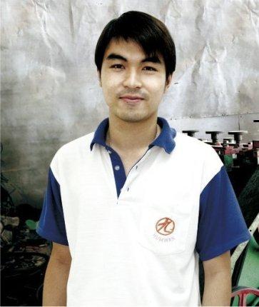 Nithi Ruktaetrakul, Brand Manager of Wongpanit Phuket