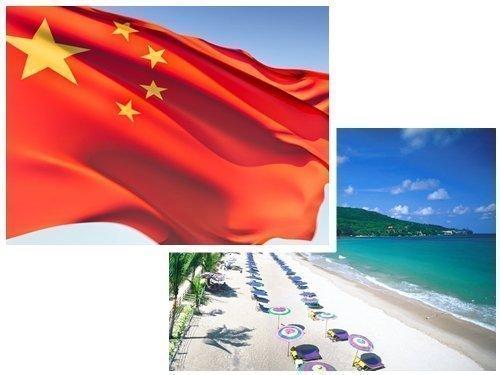 Chinese tourists coming to Phuket