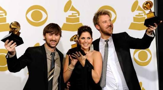 53rd Grammy Awards.