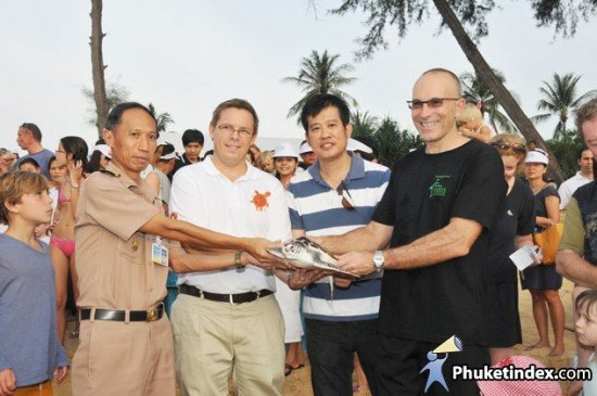 Mai Khao Beach Sea Turtle Save Foundation
