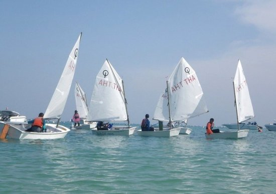 Island Trophy Regatta -  Kathleen Gooch