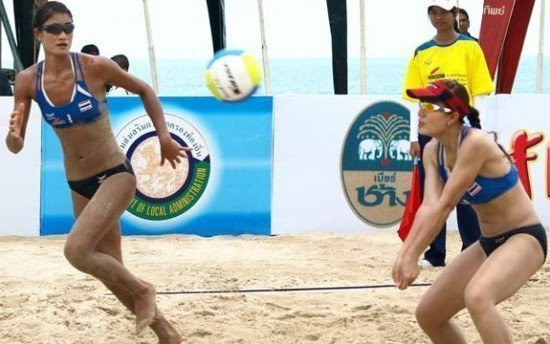 Asian Beach Game in 2014