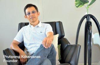 Prutipong Kijkanjanas Founder