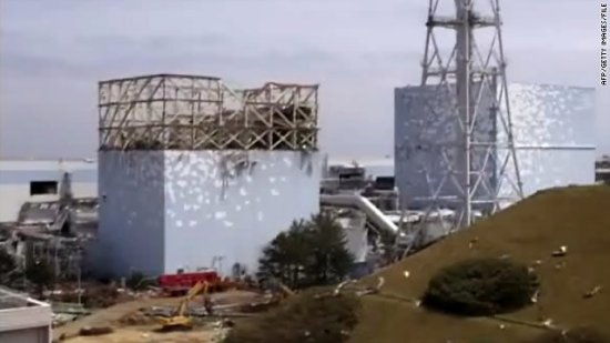 The Fukushima Daiichi nuclear power plant experienced a triple meltdown after a devasting tsunami and earthquake hit Japan