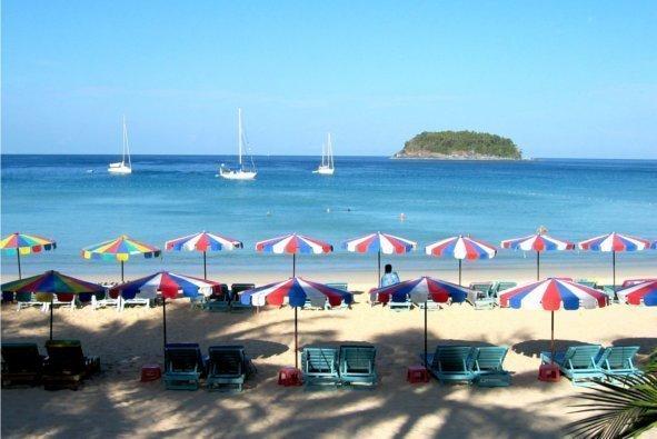 Phuket; Tourism Hub