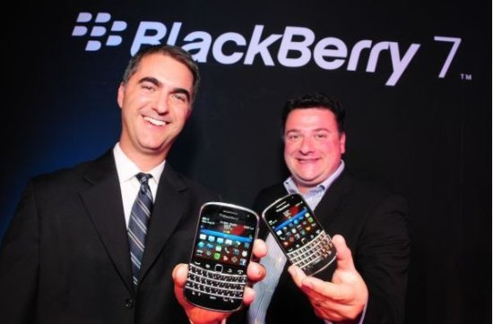 RIM launches the new BlackBerry Bold 9900 Smartphone in Thailand
