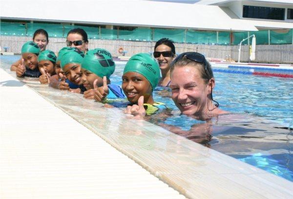 Laguna Phuket Making Community Splash with Kids' Survival Swim Programme