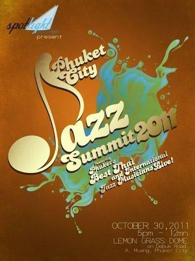 Phuket City Jazz Summit 2011