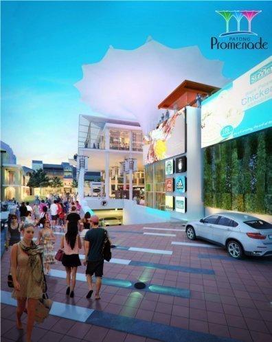 Patong Promenade